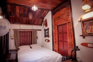 Ein Bett oder Betten in einem Zimmer der Unterkunft Highway 20 Homestay