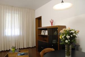 A television and/or entertainment center at Centro Residenziale Maestoso
