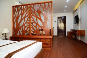 Khu vực sảnh/lễ tân tại Khách sạn Đồng Nai