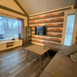 TV tai viihdekeskus majoituspaikassa True nature