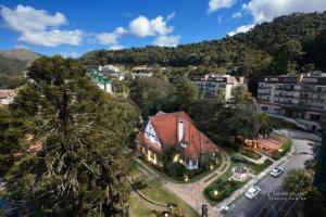 A bird's-eye view of Itaipava Resort