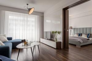Część wypoczynkowa w obiekcie Apartament 24 - OVO