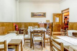 Un restaurante o sitio para comer en Hotel Chalet Chapital