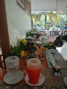 A restaurant or other place to eat at Isle Beach Resort Krabi