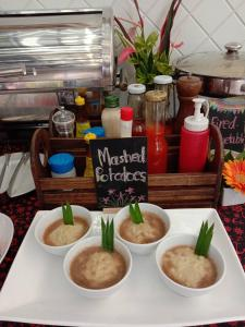 Breakfast options available to guests at Isle Beach Resort Krabi
