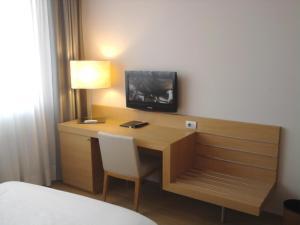 TV o dispositivi per l'intrattenimento presso Hotel Internazionale