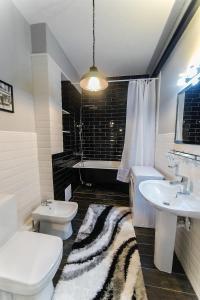 A bathroom at 2х комн ЖК Вавилон (100000)