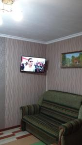 Гостиная зона в Gostevoy dvor Predgorye