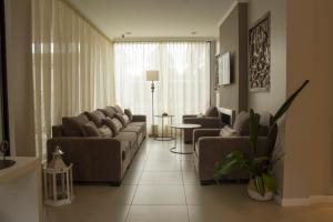 Un lugar para sentarse en NAVARRO PLAZA HOTEL