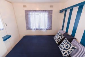 Zona de estar de Camping Miramar - Maeva