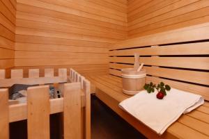 Spa und/oder Wellnesseinrichtungen in der Unterkunft Apartments Wälderhaus