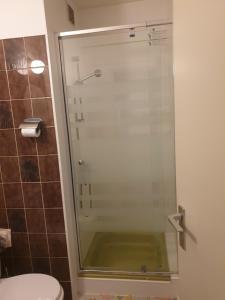 Een badkamer bij T'Hoge