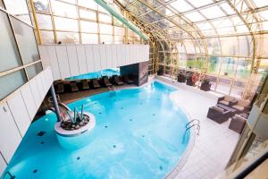 The swimming pool at or near Golden Prague Residence