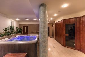 Spa and/or other wellness facilities at Tópart Hotel