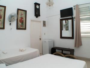 Cama o camas de una habitación en Bella Perla Marina