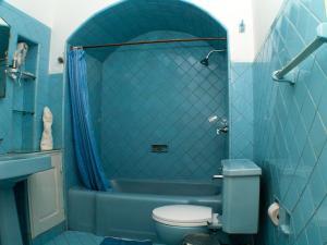Un baño de Bella Perla Marina