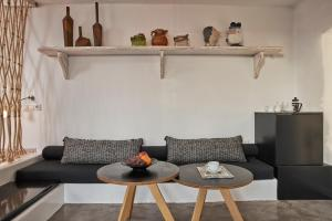 A seating area at Almyra Guest Houses