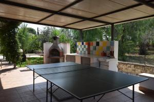Ping-pong facilities at SiCilia B&B or nearby