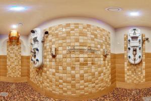 Ванная комната в Гостевой Дом Престиж