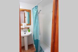 Koupelna v ubytování Los Cancajos Apartamento Amelia