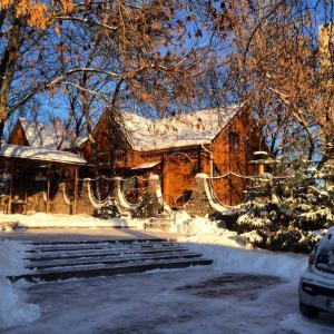 Гостевой Дом Престиж зимой