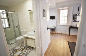 A bathroom at Sophia Residences