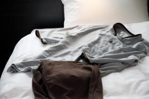 東京シティビューホテル田端ステーションにあるベッド