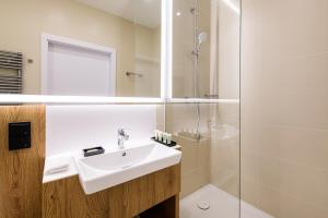 Bagno di Courtyard by Marriott Warsaw Airport
