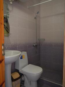Ванная комната в GOSTINITsA MIeLIeK
