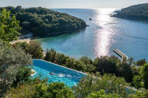 Πισίνα στο ή κοντά στο Domotel Agios Nikolaos Suites Resort