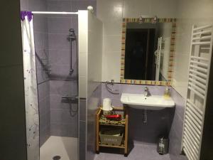 Un baño de Casa Rural ANIDA
