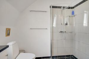 Et badeværelse på Sweethome Guesthouse