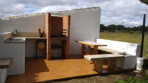 BBQ facilities available to guests at the country house