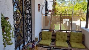 A seating area at El Condado Casa Rural