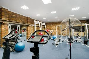The fitness center and/or fitness facilities at City Park Grand Hotel
