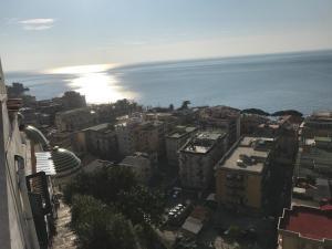 Vista aerea di Palazzo Cocò Sentiero dei Limoni