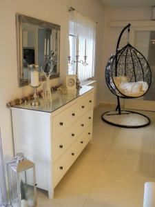 Koupelna v ubytování Apartment Mare