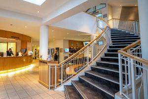 منطقة الاستقبال أو اللوبي في Heartland Hotel Queenstown