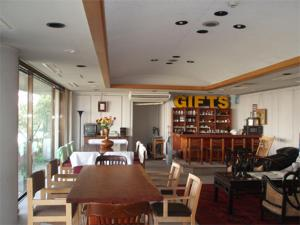 A restaurant or other place to eat at Jonai Hotel