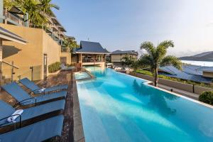 The swimming pool at or near Club Wyndham Airlie Beach