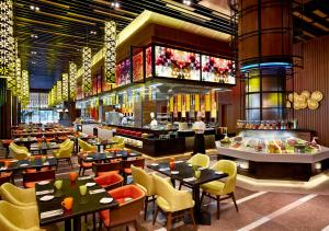 A restaurant or other place to eat at Sunway Resort Hotel & Spa