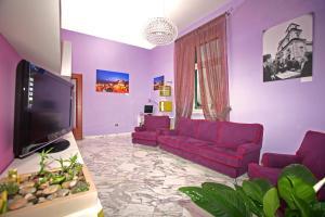 Area soggiorno di Villa Quaranta