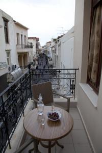 Балкон или терраса в Antica Dimora Suites