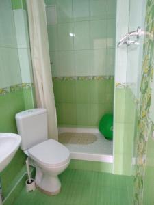 A bathroom at Guest House Sakhalin