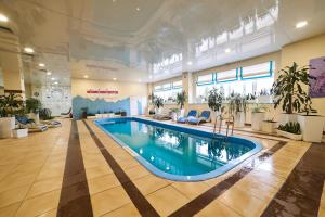 The swimming pool at or near Hotel Art-Ulyanovsk