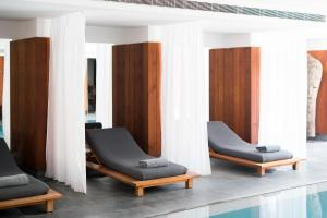 A seating area at Sublime Comporta Country Retreat & SPA