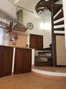 Cucina o angolo cottura di Chiocciola House