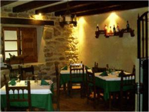 Un restaurante o sitio para comer en Centro de Turismo Rural El Recreo