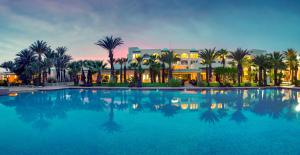 The swimming pool at or near Hasdrubal Thalassa & Spa Djerba