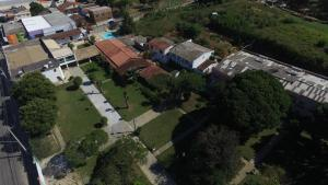 A bird's-eye view of Guarapousada